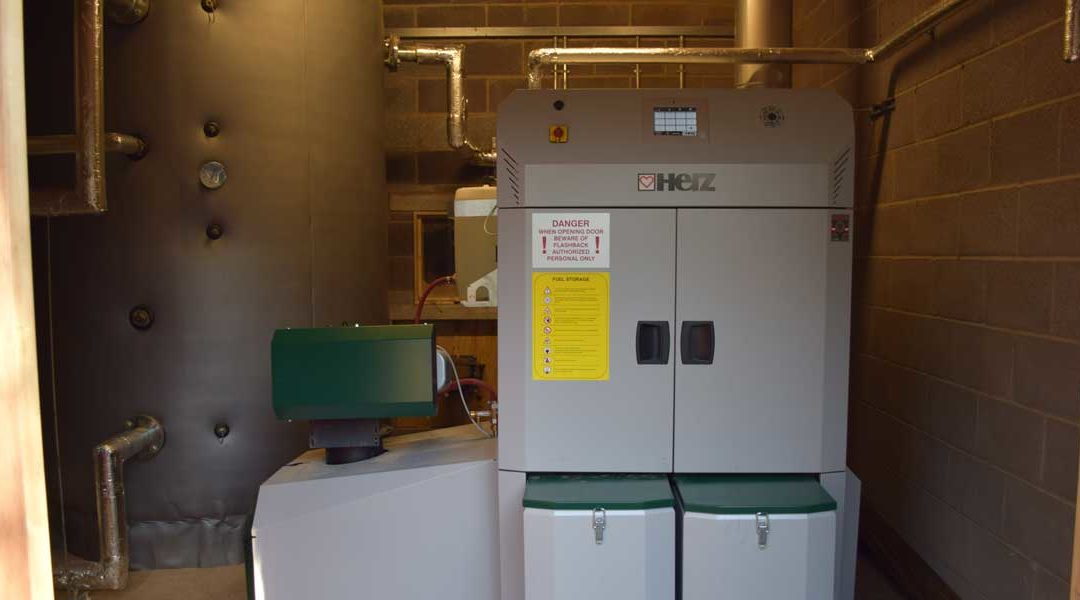 Replacement Biomass Plant for RHI